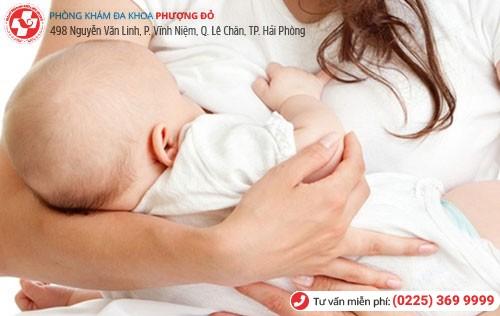 Phá thai bằng thuốc khi đang cho con bú gây nhiều hậu quả nguy hiểm