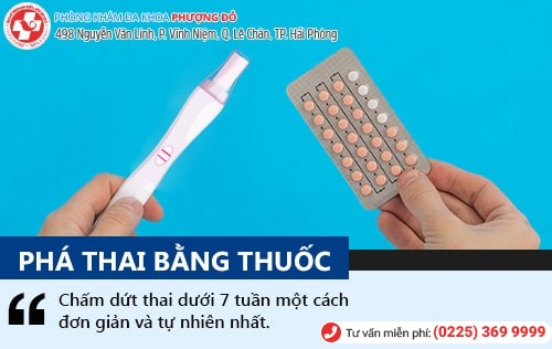 Bác sĩ tư vấn nên phá thai bằng thuốc hay hút thai?