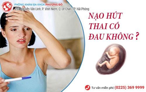 Phá thai không đau nếu thực hiện tại các cơ sở an toàn