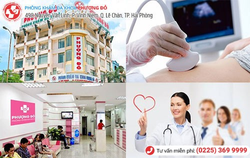Phòng Khám Phượng Đỏ - địa chỉ phá thai ở Thái Bình uy tín hàng đầu