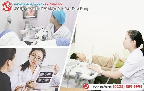 Đa Khoa Phượng Đỏ - địa chỉ phá thai Quảng Ninh uy tín