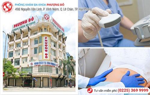 Đa Khoa Phượng Đỏ - Phòng khám phá thai tại Quảng Ninh uy tín
