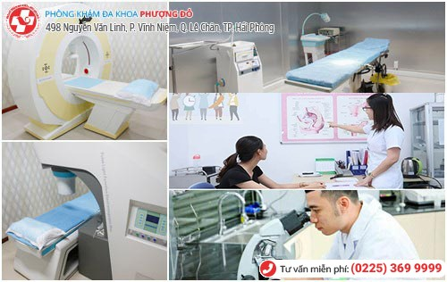 Phòng khám phụ khoa Quảng Ninh