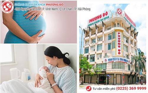 nơi điều trị ra máu thai kỳ