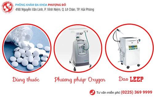 Phương pháp điều trị bệnh huyết trắng