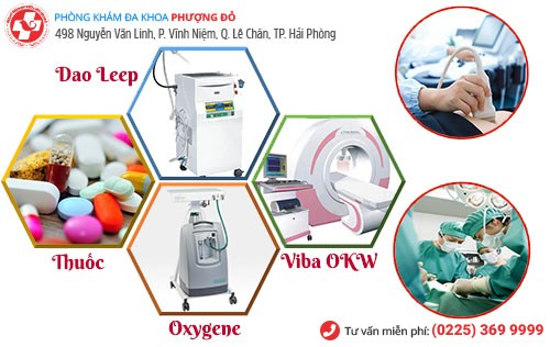 phương pháp điều trị bệnh phụ khoa