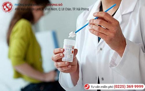 Xét nghiệm dịch âm đạo - 1 bước trong quy trình khám phụ khoa