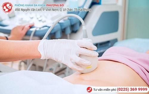 Siêu âm vùng bụng - 1 bước quan trọng trong quy trình khám phụ khoa