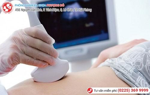 Siêu âm thai là cách kiểm tra có thai hay không chính xác nhất