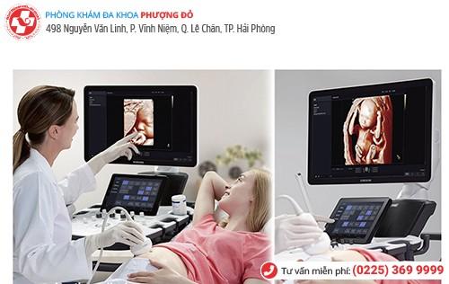 Siêu âm ổ bụng - 1 phương pháp siêu âm thai cho kết quả chính xác cao