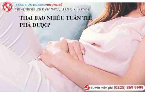 Thời điểm phá thai an toàn nhất là 3 tháng đầu