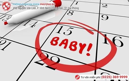 Trễ kinh 1 tuần tỷ lệ có thai cao