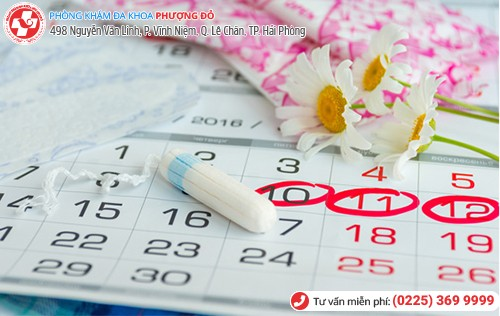Trễ kinh khoảng 5 - 10 ngày sẽ có thai nếu chu kỳ kinh đều đặn