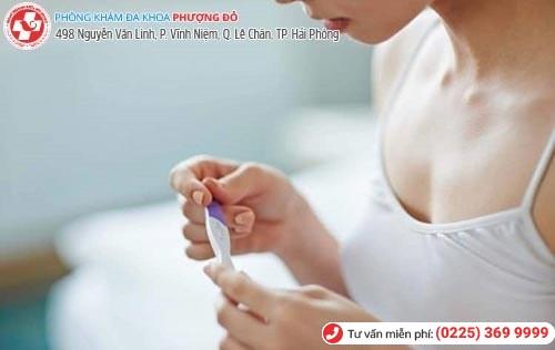 Đa phần các trường hợp trễ kinh là dấu hiệu mang thai