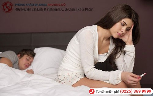Polyp cổ tử cung gây vô sinh nữ