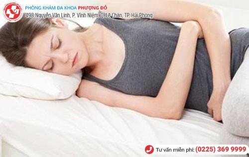 Khi có dấu hiệu động thai, thai phụ nên nằm nghỉ ngơi, không được vận động mạnh