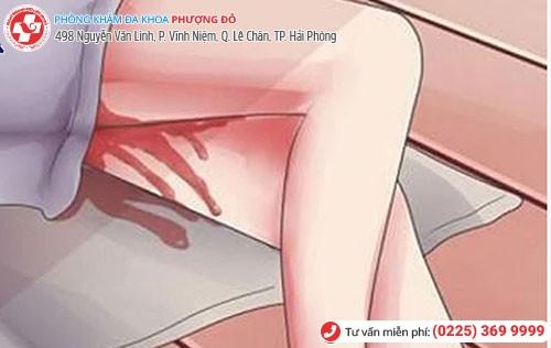 Xuất huyết âm đạo bất thường