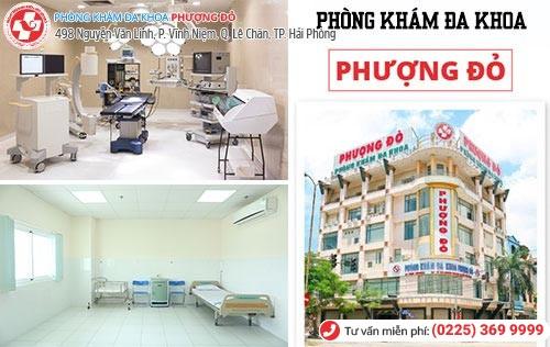 Bệnh viện trĩ Quảng Ninh Phượng Đỏ chữa trị thành công nhiều ca bệnh khó
