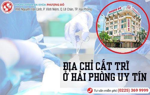 Phòng Khám Phượng Đỏ - địa chỉ cắt trĩ Quảng Ninh uy tín