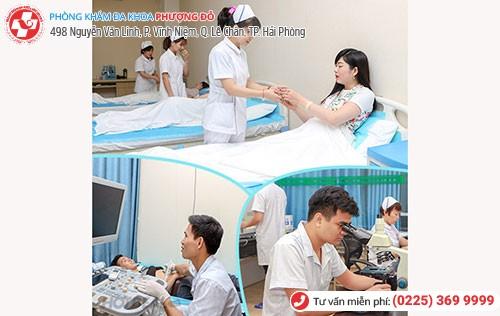 Phòng Khám Phượng Đỏ chữa trĩ với bác sĩ giỏi chuyên môn