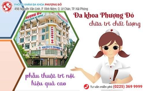 Khám trĩ Quảng Ninh tại Phòng Khám Phượng Đỏ với dịch vụ y tế chuyên nghiệp