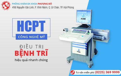Phương pháp chữa bệnh trĩ HCPT