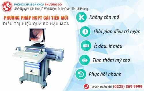 Phương pháp HCPT cải tiến mới