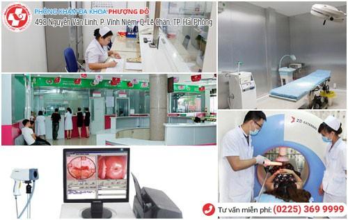 Chữa ngứa rát vùng kín tại các đơn vị y tế uy tín mang lại hiệu quả cao