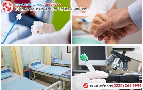 Đa Khoa Phượng Đỏ chữa trị thành công nhiều ca bệnh mào gà