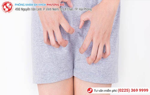Ngứa bộ phận sinh dục
