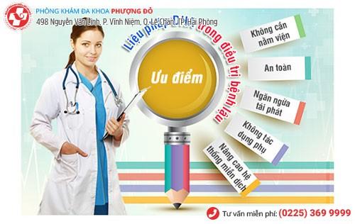 DHA - phương pháp hỗ trợ chữa bệnh lậu tiên tiến nhất hiện nay