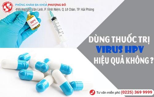thuốc trị virus hpv