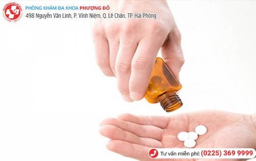 Thuốc hỗ trợ điều trị mụn rộp sinh dục hiện nay