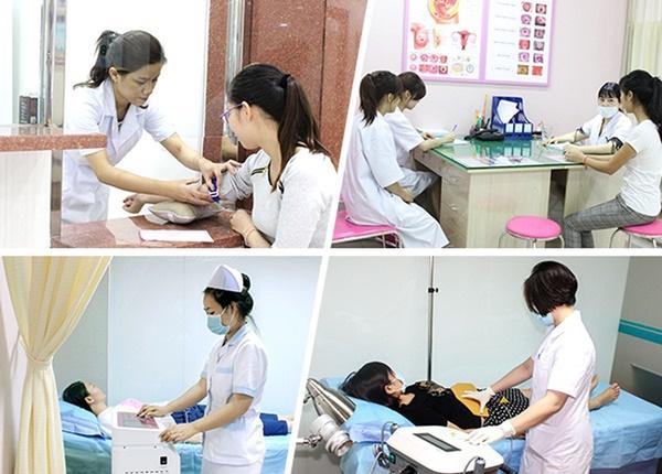 điều trị bệnh phụ khoa hiệu quả